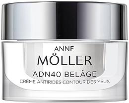 Düfte, Parfümerie und Kosmetik Regenerierende Creme für die Augenpartie - Anne Moller ADN40 Belage Yeux