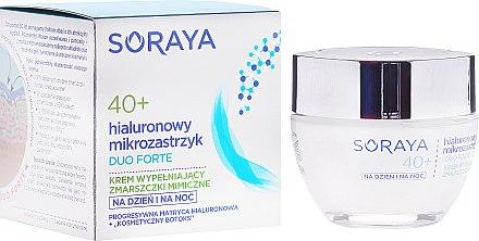 Gessichtscreme - Soraya Duo Forte Face Cream 40+ — Bild N1