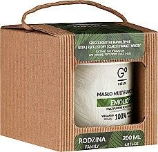 Düfte, Parfümerie und Kosmetik Multifunktionale Körperbutter - GoNature Multipurpose Butter Emolio°