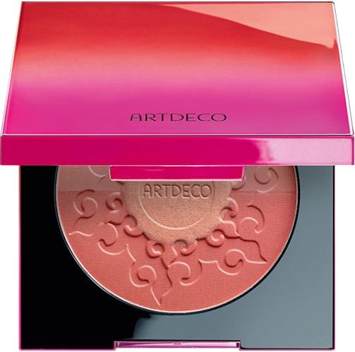 Artdeco Bronzing Blush Sunset Limited Edition 2019 - Dreifarbiges Rouge — Bild N2