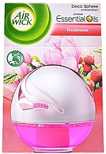 Düfte, Parfümerie und Kosmetik Lufterfrischer Himbeere - Air Wick Deco Sphere Raspberry