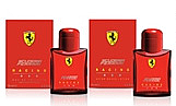 Düfte, Parfümerie und Kosmetik Ferrari Scuderia Ferrari Racing Red - Kosmetikset (Eau de Toilette/75ml + After Shave Lotion/75ml)
