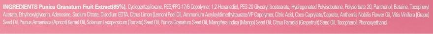 Feuchtigkeitsspendendes Gesichtscreme-Spray mit Granatapfelextrakt - Frudia Nutri-Moisturizing Pomegranate Cream In Mist — Bild N2