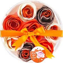 Düfte, Parfümerie und Kosmetik Seifenkonfetti mit Orangenduft 8 St. - Spa Moments Bath Confetti Orange
