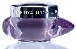 Düfte, Parfümerie und Kosmetik Stärkende Anti-Falten Gesichts- und Halscreme mit Hyaluronsäure und Kollagen - Thalgo Hyaluronic Cream