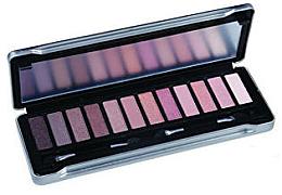Düfte, Parfümerie und Kosmetik Lidschatten-Palette - Parisax Professional Trend Nudes Palette Eye Shadow