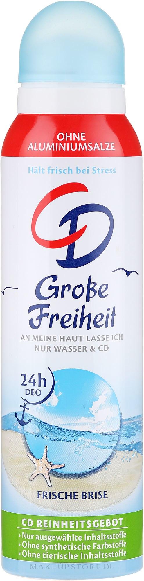 Deospray Frische Brise - CD Deo — Bild 150 ml