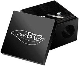 Düfte, Parfümerie und Kosmetik Doppelanspitzer - PuroBio Cosmetics Eyeliner Pencil Sharpener