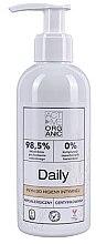 Düfte, Parfümerie und Kosmetik Tägliche Flüssigkeit für die Intimhygiene - Active Organic Daily