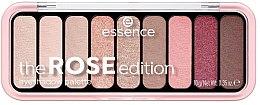 Düfte, Parfümerie und Kosmetik Lidschattenpalette - Essence The Rose Edition Eyeshadow Palette