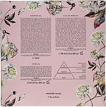 Bi-es Blossom Garden - Duftset (Eau de Parfum 100ml + Duschgel 50ml + Eau de Parfum 12ml) — Bild N2