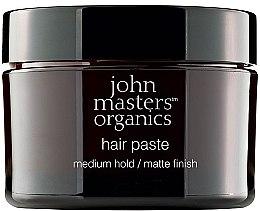 Düfte, Parfümerie und Kosmetik Haarpaste Mittlerer Halt - John Masters Organics Hair Paste
