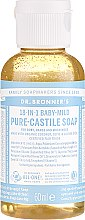 Düfte, Parfümerie und Kosmetik 18in1 Flüssigseife für Babys - Dr. Bronner's 18-in-1 Pure Castile Soap Baby-Mild