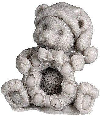 Handgemachte Naturseife Teddybär mit Ananasduft - LaQ — Bild N1