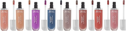 Mattierendes Lipgloss - Revlon Ultra HD Metallic Matte Lipcolor — Bild N2