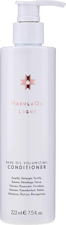 Conditioner mit Marulaöl für mehr Volumen - Paul Mitchell Marula Oil Light Volumizing Conditioner — Bild N1