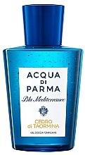 Düfte, Parfümerie und Kosmetik Acqua di Parma Blu Mediterraneo Cedro di Taormina - Duschgel