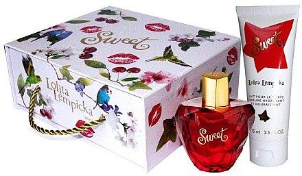 Lolita Lempicka Sweet - Duftset (Eau de Parfum 50 + Körperlotion 75ml) — Bild N1