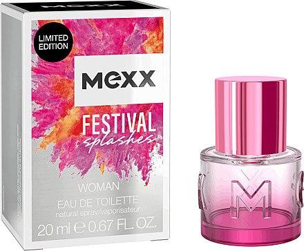 Mexx Festival Splashes - Eau de Toilette — Bild N4