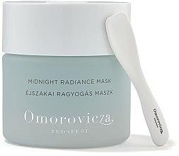 Glättende Gesichtsmaske für die Nacht mit Salicylsäure und Sandlilienextrakt - Omorovicza Midnight Radiance Mask — Bild N2
