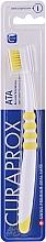 Düfte, Parfümerie und Kosmetik Zahnbürste CS 4060 gelb - Curaprox ATA Atraumatic Total Access