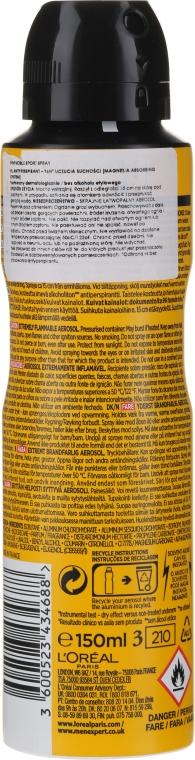 Deospray Antitranspirant - L'Oreal Men Expert Invincible Sport Deodorant 96H — Bild N2