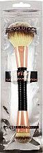 Doppelseitiger Foundation- & Puderpinsel - Makeup Revolution Brush Flex 01 Blend and Buff — Bild N3