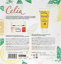Gesichtspflegeset - Celia Witamina C 65+ (Gesichtsmaske 60ml + Gesichtscreme 50ml) — Bild N3