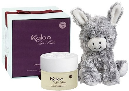 Kaloo Kaloo Les Amis - Duftset (Eau de Toilette 100ml + Spielzeug) — Bild N1