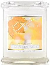 Düfte, Parfümerie und Kosmetik Duftkerze im Glas Clearwater Creek - Kringle Candle Clearwater Creek