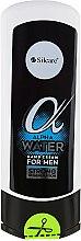Düfte, Parfümerie und Kosmetik Regenerierende Handcreme Alpha Water für Herren - Silcare Alpha Hand Cream For Men Water