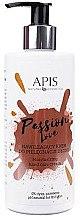 Düfte, Parfümerie und Kosmetik Feuchtigkeitsspendende Handpflegecreme - APIS Professional Passion Love Hand Cream