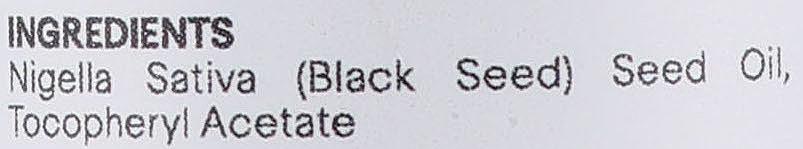 Unraffiniertes Schwarzkümmelöl - Natur Planet Black Cumin Oil — Bild N3