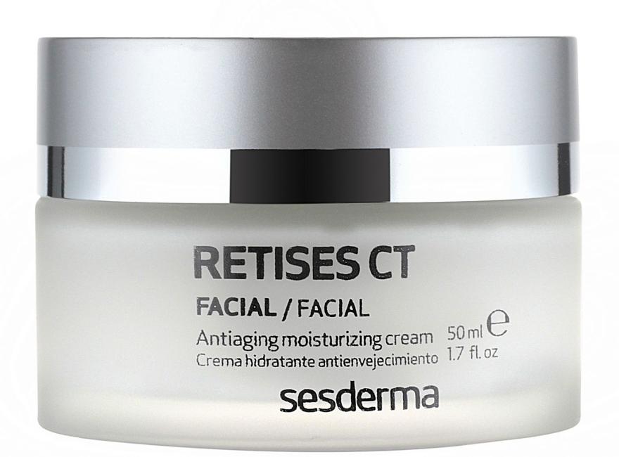 Feuchtigkeitsspendende Anti-Aging Gesichtscreme - SesDerma Laboratories Retises Ct Antiaging Moisturizing Cream — Bild N2