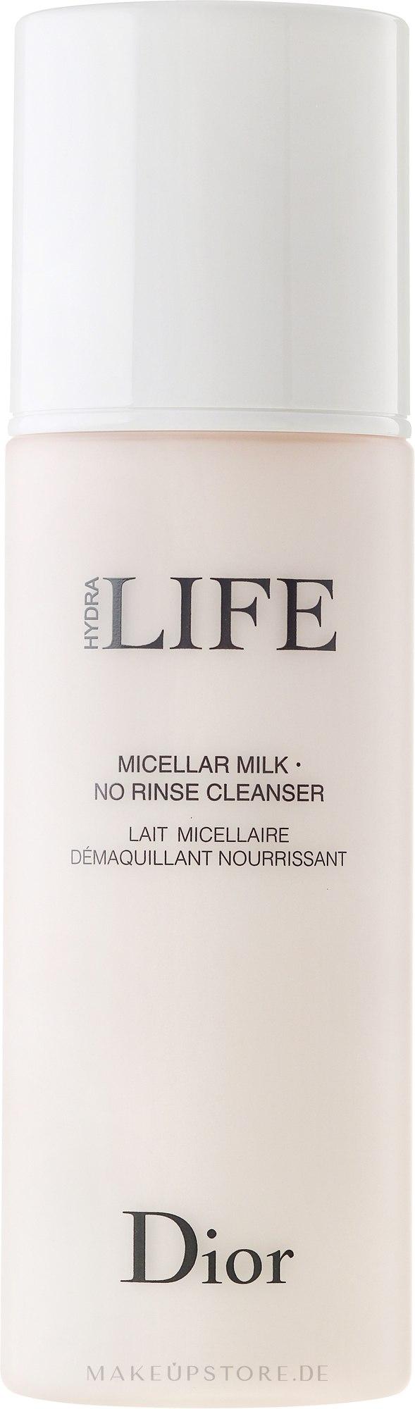 Mizellenmilch für das Gesicht - Dior Hydra Life Micellar Milk — Bild 200 ml