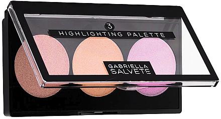 Highlighter-Palette - Gabriella Salvete Highlighting Palette — Bild N1