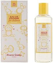 Düfte, Parfümerie und Kosmetik Alvarez Gomez Eau De Cologne For Children - Eau de Cologne