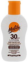 Düfte, Parfümerie und Kosmetik Sonnenschutzlotion für den Körper SPF 30 - Malibu Lotion SPF30