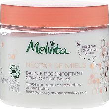 Düfte, Parfümerie und Kosmetik Pflegender Körperbalsam - Melvita Nectar de Miels Comforting Balm