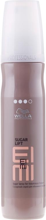 Zuckerspray für mehr Volumen - Wella Professionals EIMI Sugar Lift — Bild N1