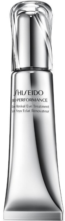 Multifunktionale Augenpflege - Shiseido Bio-Performance Glow Revival Eye Treatment — Bild N1