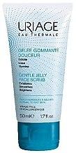 Düfte, Parfümerie und Kosmetik Gesichtspeeling für normale bis trockene Haut - Uriage Gentle Jelly Face Scrub