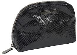 Düfte, Parfümerie und Kosmetik Kosmetiktasche Black Shine klein 4993 schwarz - Donegal