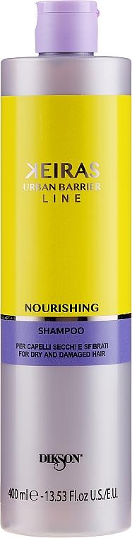 Pflegendes Shampoo - Dikson Keiras Nourishing Shampoo — Bild N1