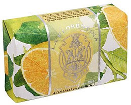 Düfte, Parfümerie und Kosmetik Seife mit Zitrusduft - La Florentina Bath Soap