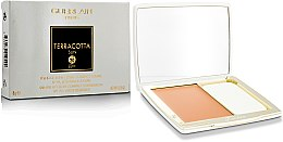 Düfte, Parfümerie und Kosmetik Wasserfeste Kompaktfoundation mit LSF 20 - Guerlain Terracotta Sun Protection Compact Foundation SPF 20
