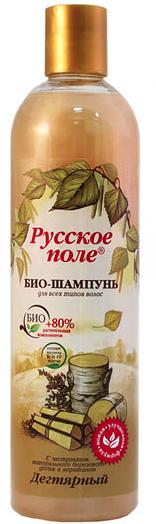 Bio Shampoo mit Birkenteer-Extrakt - Fratti HB Russisches Feld — Bild N1