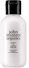 Düfte, Parfümerie und Kosmetik Körpermilch Storchschnäbel und Grapefruit (Mini) - John Masters Organics Geranium & Grapefruit Body Milk
