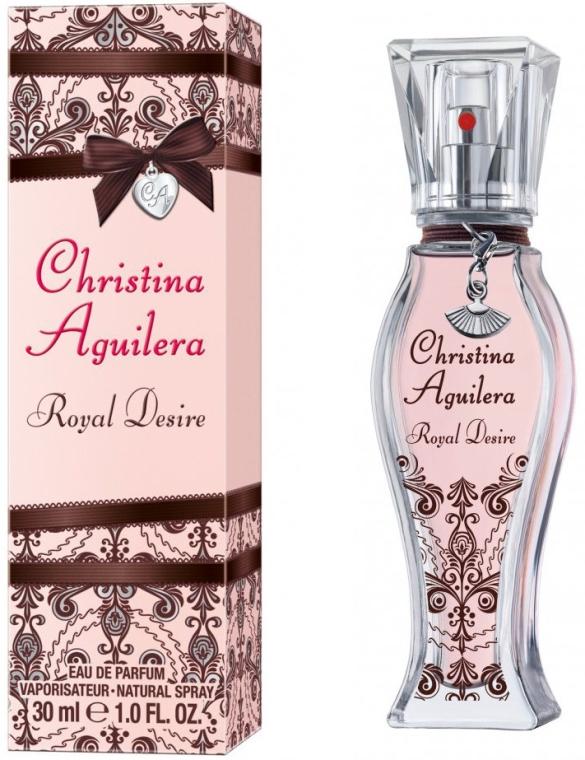 Christina Aguilera Royal Desire - Eau de Parfum — Bild N4
