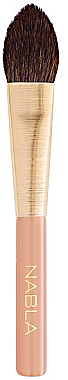Concealer- & Foundationpinsel - Nabla Precision Powder Brush — Bild N1